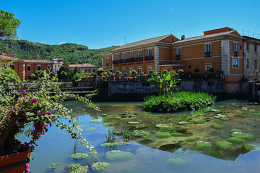Isola Del Liri  by Dany Lison