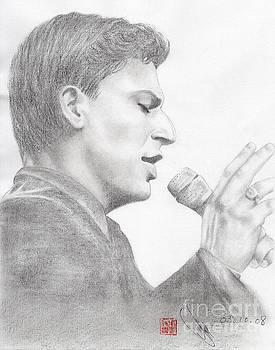 Italian Singer Patrizio Buanne by Eliza Lo