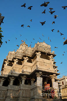 Jagdish Temple by Yew Kwang