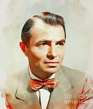 John Springfield - James Mason, Vintage Movie Star