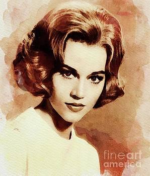 John Springfield - Jane Fonda, Actress