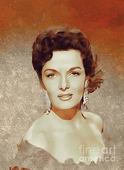 Mary Bassett - Jane Russell, Hollywood Legend