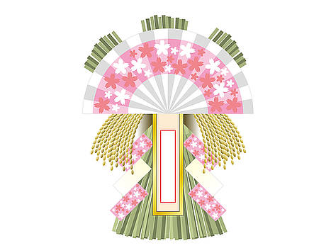 Japanese Newyear Decoration by Moto-hal
