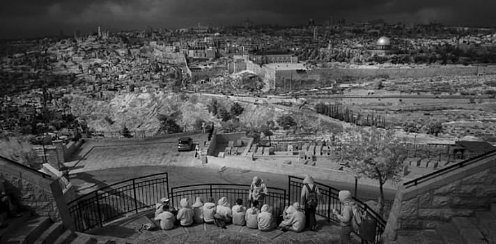 Zoriy Fine - Jerusalem infrared