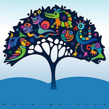 Jesters Tree by Bernd Wachtmeister