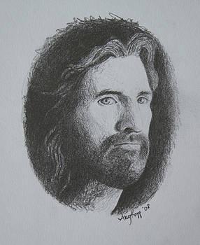 Jesus by Amy Parker