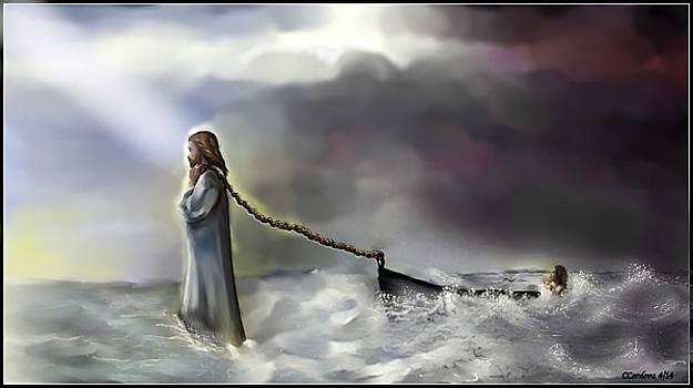 Jesus- the Savior by Carmen Cordova