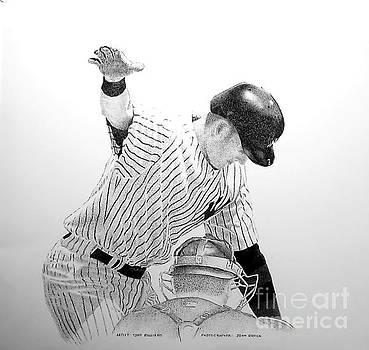Jeter by Tony Ruggiero