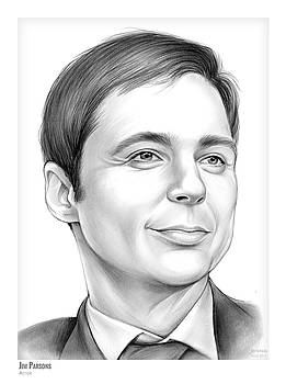 Jim Parsons by Greg Joens