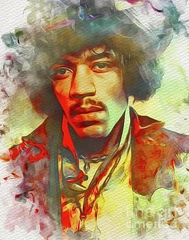 Jimi Hendrix, Music Legend by John Springfield