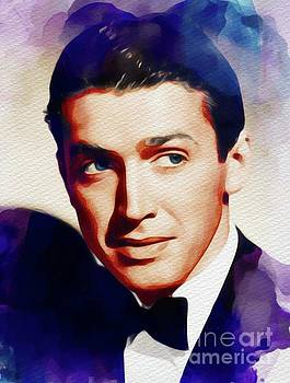 John Springfield - Jimmy Stewart, Vintage Movie Star