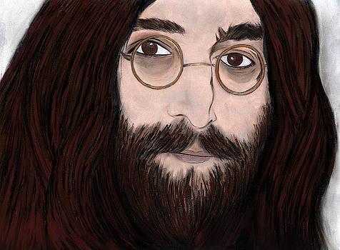 John by Roger Hanson