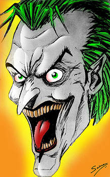 Joker by Salman Ravish