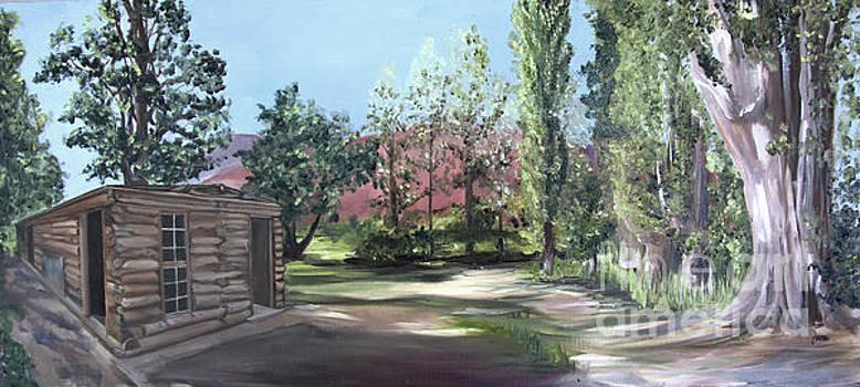 Josie's Cabin by Nila Jane Autry