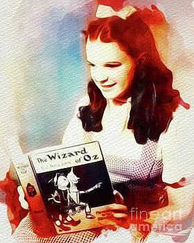 John Springfield - Judy Garland as Dorothy