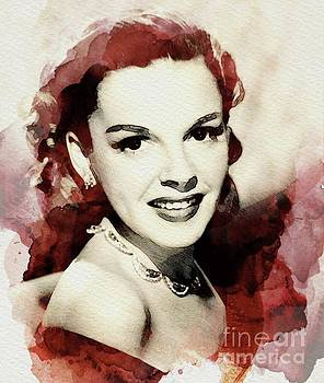 John Springfield - Judy Garland, Vintage Actress