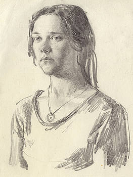 Julia by Victoria Kharchenko