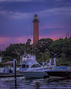Jupiter Lighthouse Sunrise by Christopher Perez