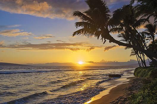 Kaanapali Sunset by Greg Vaughn
