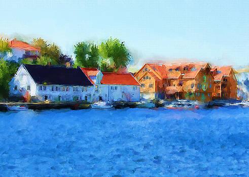 Kai Haugesund by Michael Greenaway