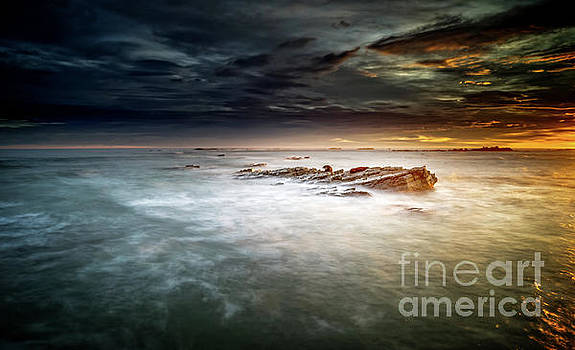 Kaikoura Sunrise by Paul Woodford