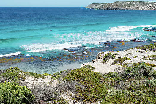 Kangaroo Island Seascape by Andrew Michael