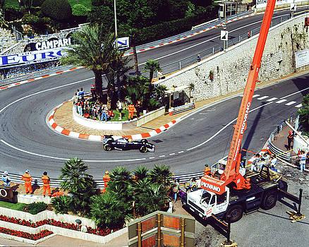 John Bowers - Karl Wendlinger Monaco Grand Prix