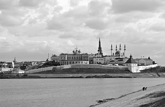 Kazan Kremlin by Vitaliy Pavlov