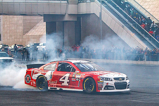 Kevin Harvick  by James Marvin Phelps