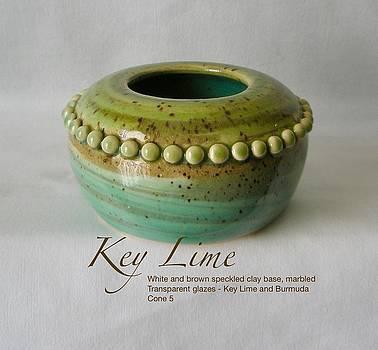 Key Lime by Teresa Tromp