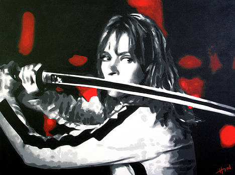 Kill Bill by Hood alias Ludzska