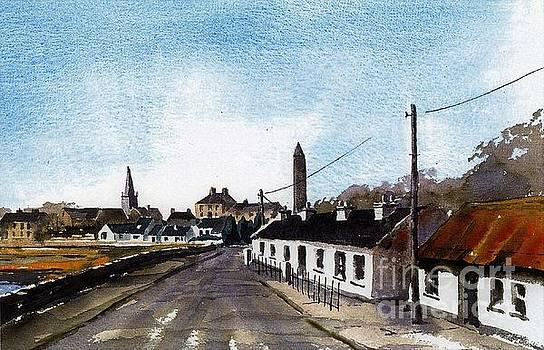 Val Byrne - Killala Village Mayo