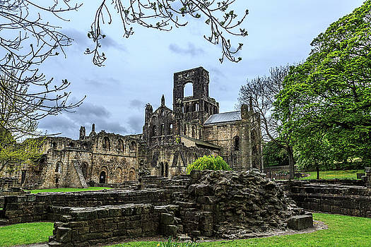 Kirkstall Abbey by Emily M Wilson