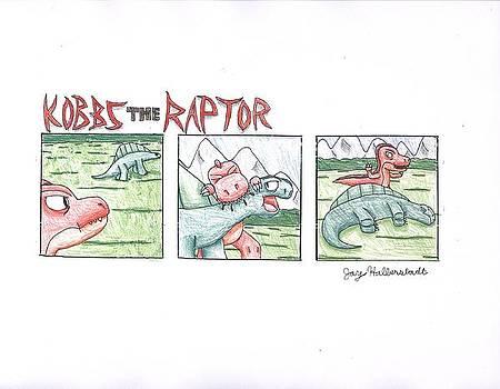 Kobbs the Raptor by Jayson Halberstadt
