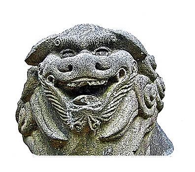 Komainu04 by Yoshimitsu Takuki