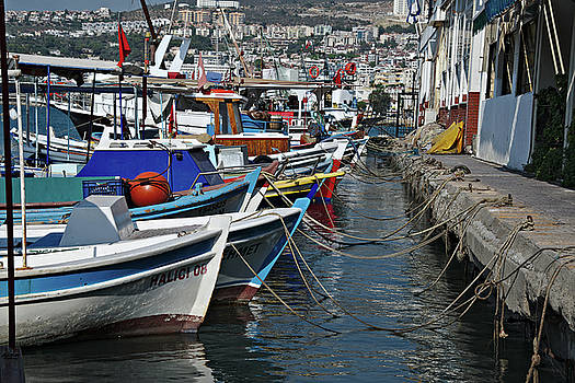 Kusadasi Turkey by Cendrine Marrouat