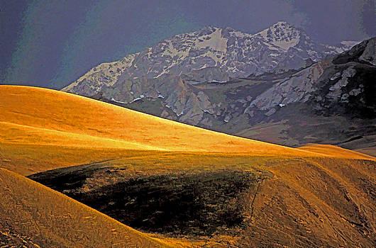 Dennis Cox - Kyrgyzstan Mountains