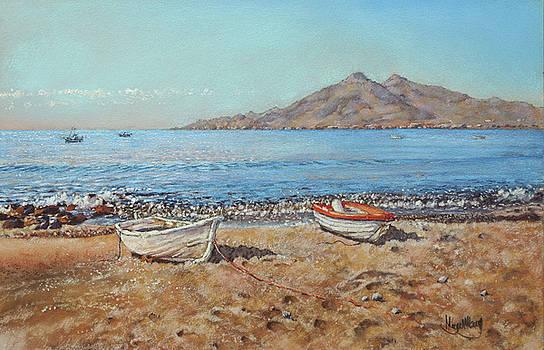 La Isleta Del Moro by Margaret Merry