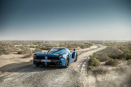 LaFerrari by George Williams