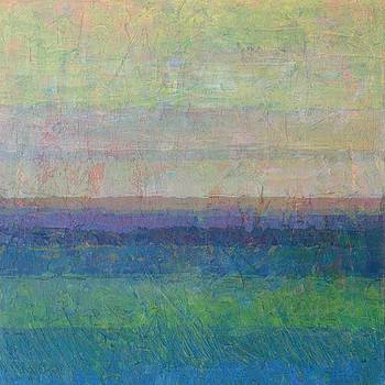 Michelle Calkins - Lake and Sky
