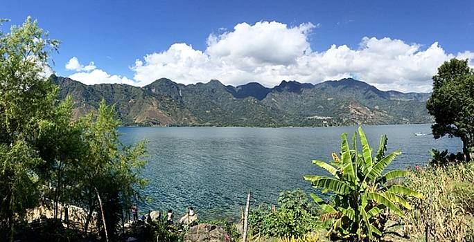 Lake Atitlan by Claire McGee