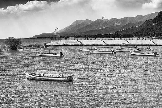 Lake Chapala by Eunice Gibb