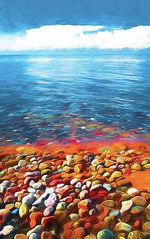 Dennis Cox - Lake Issyk Kul