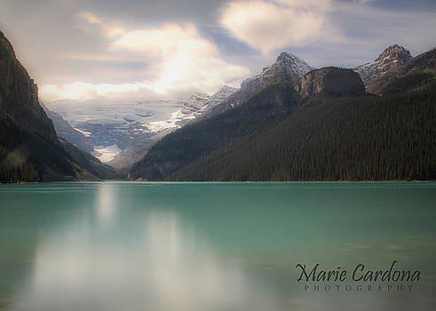 Lake Louise  by Marie  Cardona