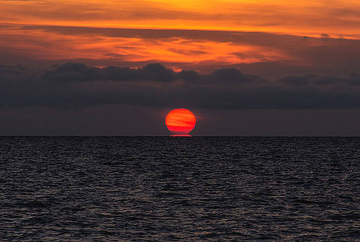 Lake St. Clair Sunrise by Cale Best
