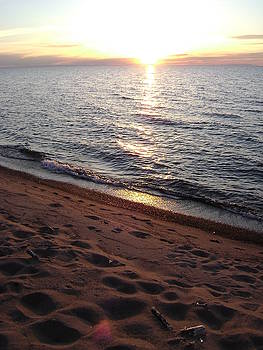 Lake Superior by Fay Hauswirth