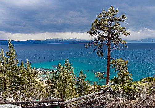 Lake Tahoe by Irina Hays