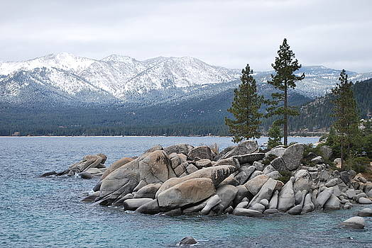Lake Tahoe by Linda Sramek