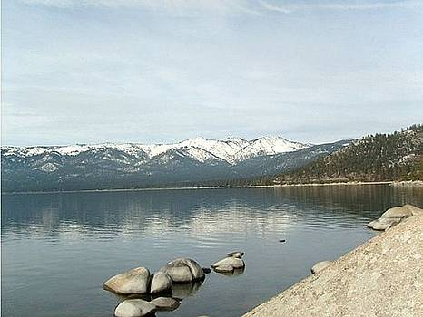 Lake Tahoe by Sarah Anderson