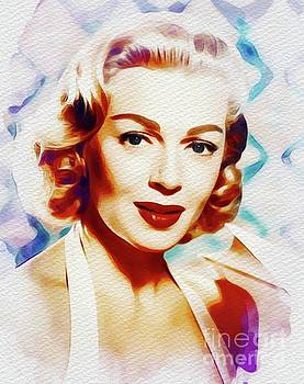 John Springfield - Lana Turner, Vintage Movie Star